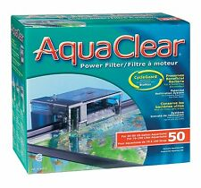 HAGEN AquaClear 50 Power Filter 200 GPH NEW