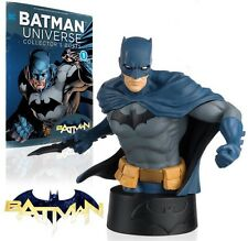 "EAGLEMOSS DC COMICS batman 5"" buste in dark knight couvert hush arc jim lee"