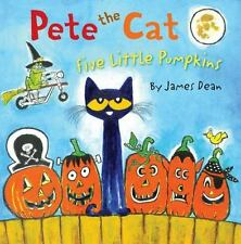 Pete the Cat: Five Little Pumpkins  (ExLib)