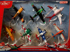 NEW - Disney Planes WINGS AROUND THE GLOBE 7-Pack DieCast ROCHELLE Sun Wing