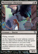 4 Phyrexian Librarian ~ Near Mint Unhinged 4x x4 Playset MTG Magic Black Card Ul