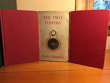 J.R.R. Tolkien - The Lord of the Rings - 1st UK Edition - 10/11/10th impressions