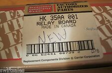 Carrier & Trane Chiller / Air Conditioner Relay Board HK35AA001 - New OEM Part!