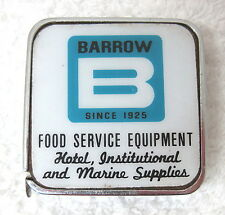 Old Barrow Food Service Equipment Hotel & Marine Supplies Metal Tape Measure T68