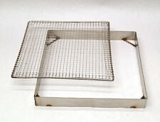 "Master Artisan 8"" Square SCREEN MELT Set Fusing Supplies Kiln Formed Glass"