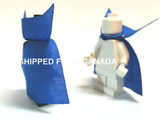 2pcs BLUE VAMPIRE cape Custom Cloak clothing accessory Lego minifig. FROZEN ANNA