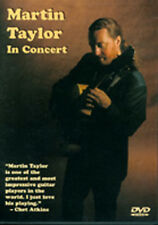 Martin Taylor - In Concert (0) - DVD Artists