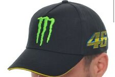 Valentino Rossi Black Monster Energy VR46 Snapback (LIMITED EDITION)