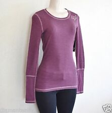 "Fox Racing Women's ""2 PIECES - DIFFERENT STYLES AND COLORS"" Thermal Shirts sz S"