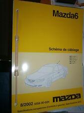 Mazda 6 MAZDA6 2002-2003... : Schémas électriques