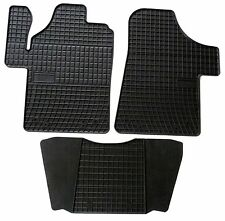 TN - superior Alfombrillas de goma Mercedes-Benz Vito Viano 3 pzs. Bj. 2004-2014