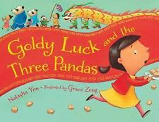 Goldy Luck and the Three Pandas by Natasha Yim (2015, Paperback)