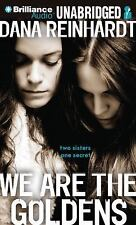 We Are the Goldens by Dana Reinhardt (2014, MP3 CD, Unabridged)
