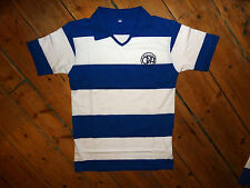 Queens Park Rangers FC Shirt [ADULT M] Retro 1970's QPR Football Jersey BNIB
