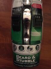 WAHL Beard and Stubble rechargeable  trimmer 5598-501