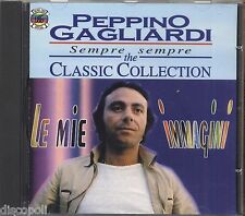 PEPPINO GAGLIARDI - Le mie immagini - CD 1999 RARO MINT CONDITION