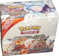 Pokemon Primal Clash XY sealed unopened booster box 36 packs of 10 cards