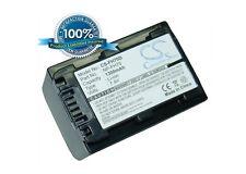 7.4 v Batería Para Sony Dcr-hc30s, Hdr-hc9e, Dcr-sr82e, Dcr-sr200c, DCR-HC37E, Dcr