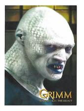 2016 Grimm Promo Card Philly Non Sport Show Seasons 3 & 4