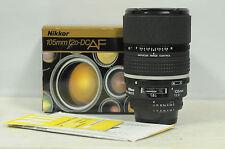Nikon AF 105mm F2D DC Lens New