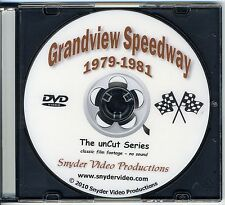Grandview Speedway 1979-1981 DVD - Snyder Video Productions