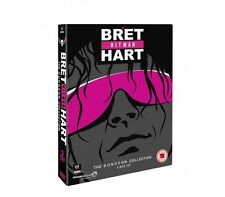 "Official WWE Bret ""Hitman"" Hart : The Dungeon Collection DVD - 3 disc"