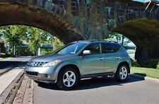 Nissan : Murano 4dr SL AWD A