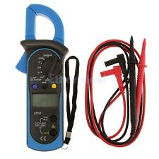 AC/DC Clamp Digital Meter Voltage Detector Current 400A Diode Test Data Hold