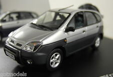 UH 1/43 Scale 2102 Renault Scenic RX4 2.0 16V Silver Diecast model car