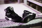 EWING ATHLETICS 33 HI BLACK SUEDE SZ 5-7 KIDS 1EW90013-018 AUTHENTIC MENS DRAFT