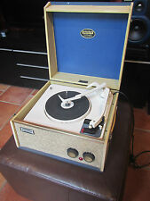 Dansette Tempo Record Player, fully serviced