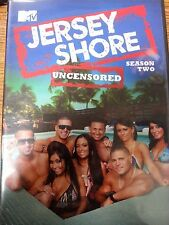 "Jersey Shore: Season Two Uncensored,  DVD, Snooki, Mike ""The Situation"","