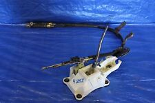 2003 03 ACURA RSX-S OEM FACTORY 6 SPEED SHIFTER BOX & CABLES DC5 K20A2 PRB #4252