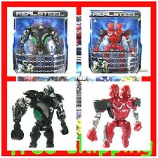 Real Steel figures Midas Noisy Boy ( Zeus &  Twin Cities ) Atom Free Shipping