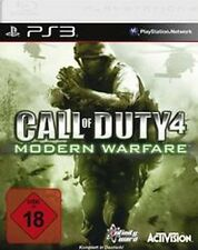 Playstation 3 Call of Duty 4 Modern Warfare *Neuwertig