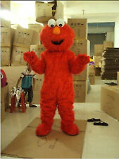 RENT  Mascot Costume Adult Elmo Halloween character party birthday USA Ship