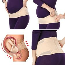 Maternity Pregnancy Support Belly Band Prenatal Care Belt Postpartum Corset WDS