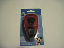 Scrapbooking Crafts Paper Punch Small Disney Mickey Mouse Ears New