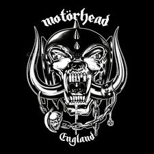 Motörhead Sticker Rock Band Metal Music Logo Car Bumper Vinyl Decal Rare