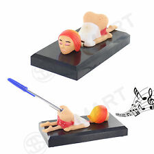 Funny Pen Holder Adult Prank Sound Creative Fun Gift Office Desk Accessories