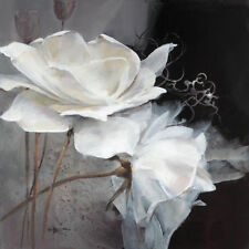 Willem Haenraets: Wealth of Flowers I Rosen Fertig-Bild 70x70 Wandbild