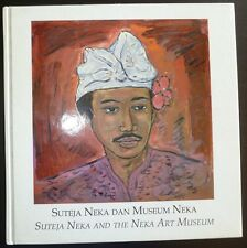 Neka Art Museum Ubud Bali Indonesia Balinese Art Catalogue Indonesian