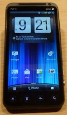 HTC Evo 3D - PG86100 - Black Sprint / Ting - 3.5 out of 5 stars - MODERATE Cond.