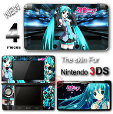 Hatsune Miku Amazing Cute Skin Sticker Decal Cover for Original Nintendo 3DS