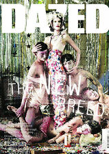 DAZED & CONFUSED May 2013 CATHERINE McNEIL Savages GENESIS BREYER P-ORRIDGE