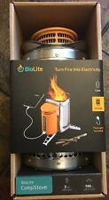 Biolite Camp Stove Wood Burning Survival Supplies Off Grid Charger Camping
