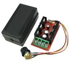 2000W 40A 12V 24V 48V MAX 9-50V DC Motor Speed Control PWM HHO RC Controller