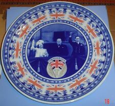 Wedgwood Collectors Plate V E DAY 60TH ANNIVERSARY Daily Mail #3