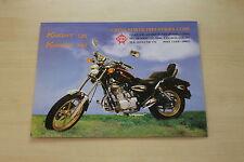 169309) norinco Knight 125 150 folleto 199?