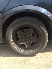 "VAUXHALL VECTRA C SIGNUM ZAFIRA ASTRA 16"" STEEL WHEEL WITH TYRE 5 STUD 5X110"